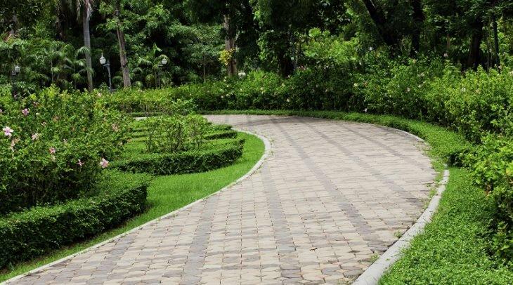 Zelf Tuin Aanleggen : Bestrating tuin aanleggen slimme bespaartips u woonbasic