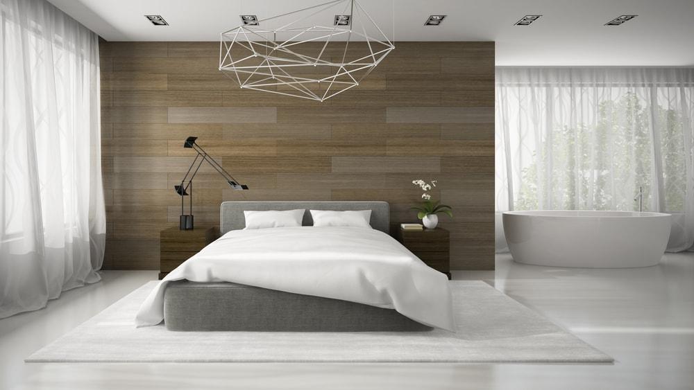 basis gordijnen slaapkamer