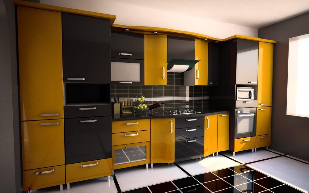 Achtergrond keuken