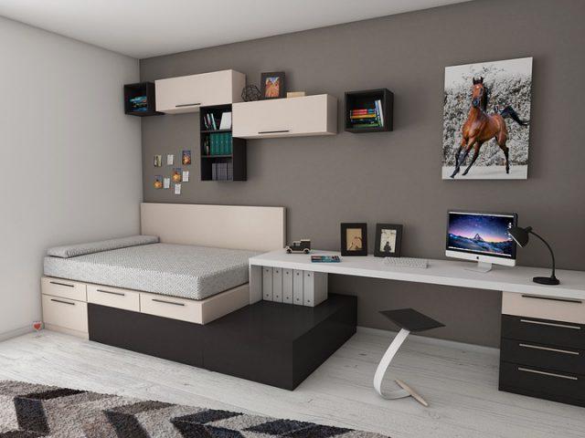 5 tips voor een slaapkamer met werkplek