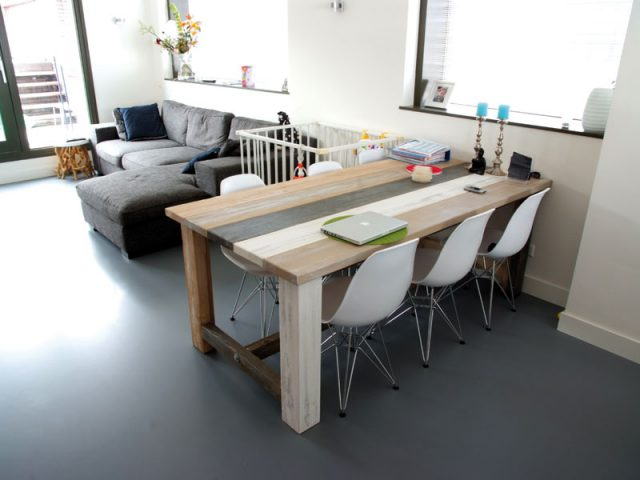 Waarom heeft jouw woonkamer een gietvloer nodig?