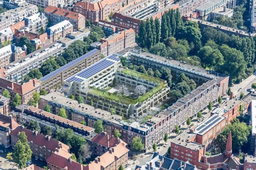 nieuwbouw Amsterdam-West