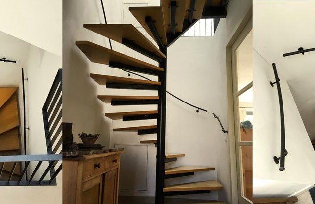 Tips bij het monteren van een industriële trapleuning