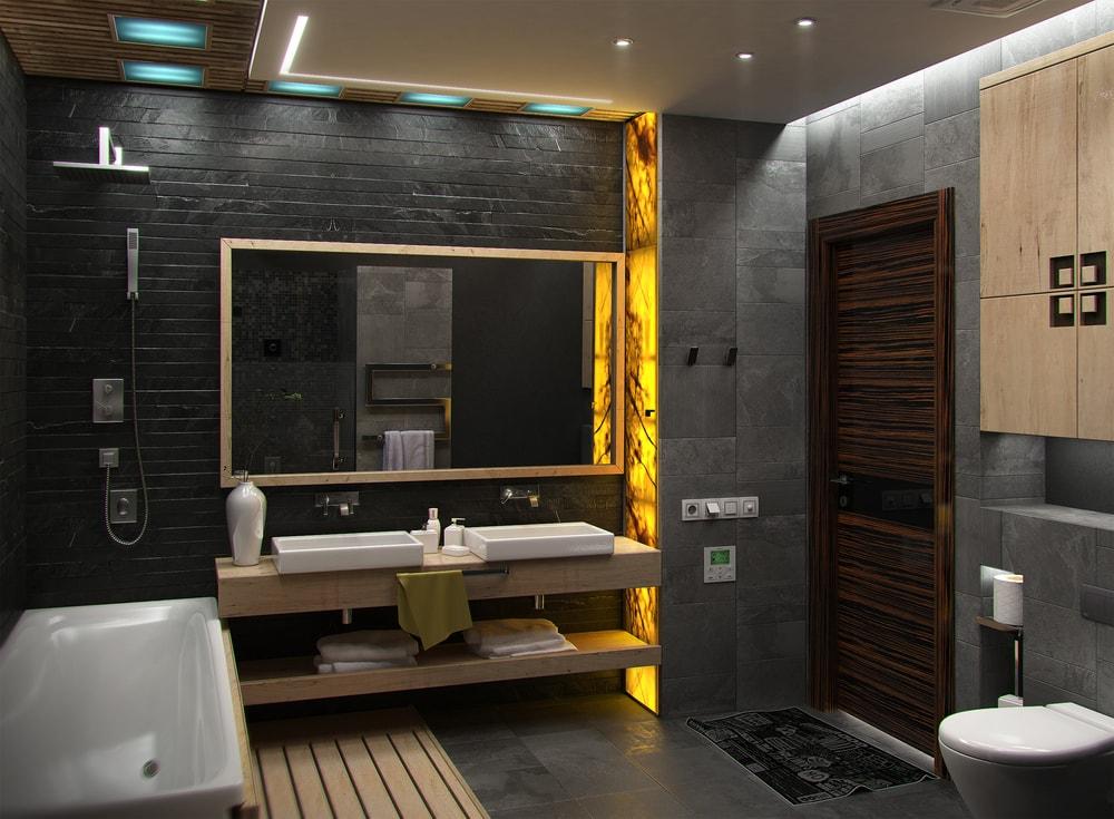 stijl badkamer