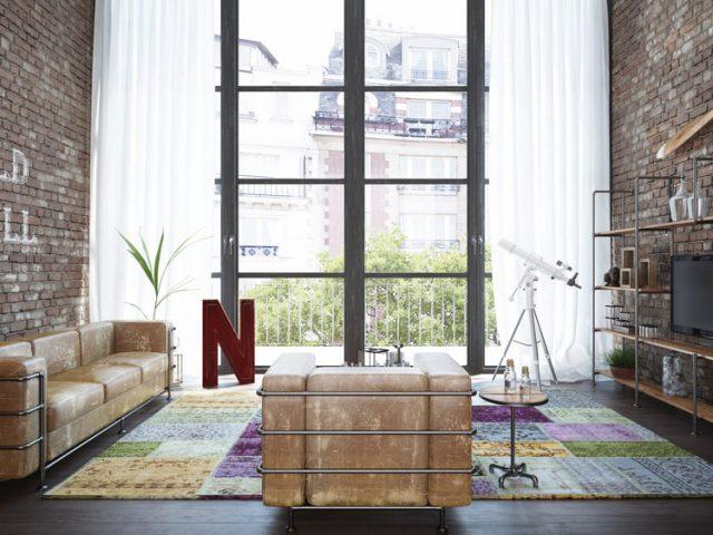 Verschillen tussen een Scandinavisch, industrieel, modern of een landelijk interieur design