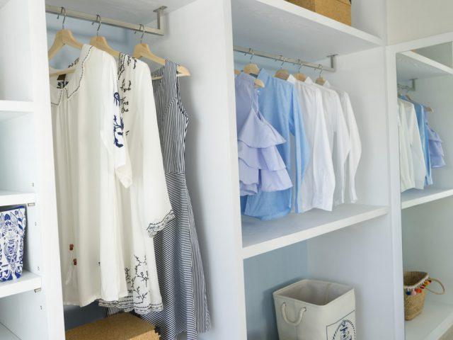 Tips om broeken mooi in je slaapkamer op te bergen