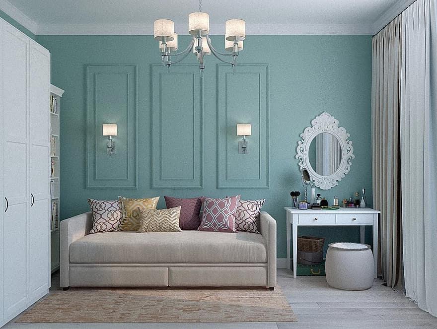 Hoe richt je een kleine woning of appartement in? 4 handige tips!