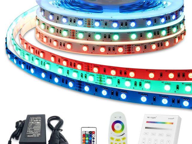 De kenmerken van een RGB led strip