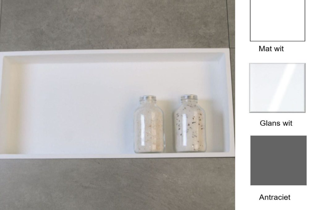 De voordelen van een nis in de badkamer